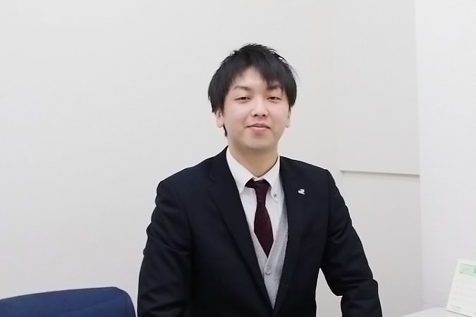 村山大稀 製販課  (入社6年)